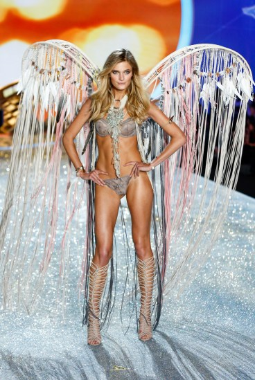 Constance Jablonski in the 2013 Victoria's Secret fashion Show